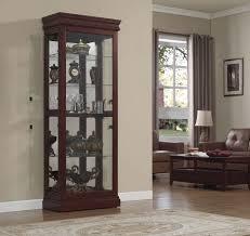 Locked Liquor Cabinet Furniture Luxury Liquor Cabinet With Lock For Elegant Home