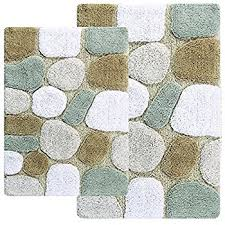 Can You Put Bathroom Rugs In The Dryer Amazon Com Hebe Non Slip Bathroom Mats Shag Microfiber Shower