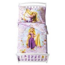 Tangled Bedding Set Disney Tangled Rapunzel 4 Toddler Bed Set For Sale On