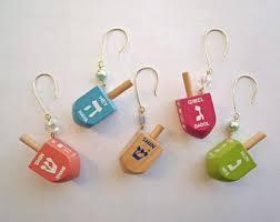 hanukkah ornament etsy