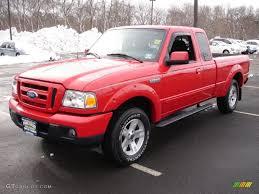 Ford Ranger Truck Colors - 2006 torch red ford ranger sport supercab 25916806 gtcarlot com