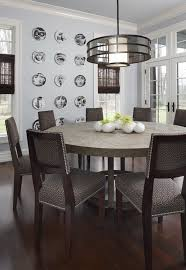 Round Dining Room Table Dining Tables Outstanding Round Dining Table Seats 8 Round