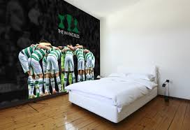 Football Wall Murals by Celtic Wall Murals