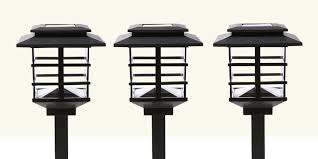 solar lights 8 best outdoor solar lights in 2017 solar powered lights for