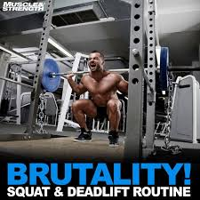 Squat Deadlift Bench Press Workout 19 Best Workouts And Gym Stuff Images On Pinterest Gym Stuff