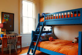 Bunk Bed Ladder Convention New York Traditional Kids Decoration - Room and board bunk bed