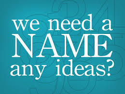 Ideas With A Name Efcc Ministries We Need A Name Any Ideas