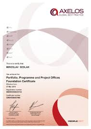 certificates phdr miroslav sedlák mba prince2 u0026 prince2 agile