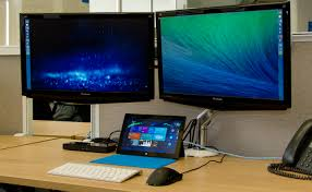 can the surface pro be at home in the office