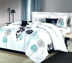 white king size bedding medium size of navy and white comforter