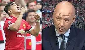alexis sanchez wife man utd news alexis sanchez proved why mourinho was right shearer