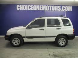2000 used chevrolet tracker 4x4 auto trans 4 door at choice one