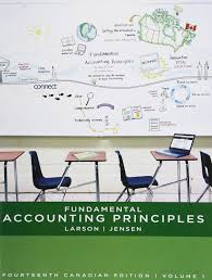 fundamental accounting principles volume 1 kermit d larson