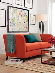 Pennie Sofa Crate And Barrel Living Rooms