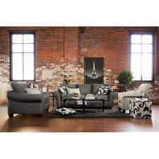 the colette gray collection living room furniture packages