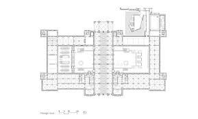 Rijksmuseum Floor Plan Rijksmuseum De Cruz Y Ortiz Arquitectura