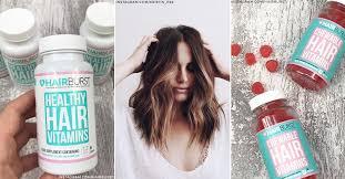 hair burst vitamins reviews how to get stronger longer hair sheerluxe com