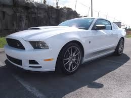 2014 ford mustang roush 2014 ford mustang roush rs white manual at ford of murfreesboro