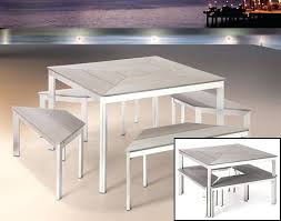 dining table flexible dining table set multiuse cool bench seat
