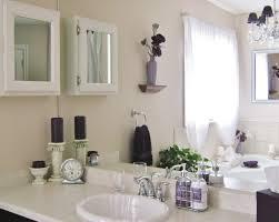 Yellow Accessories For Bathroom by Get The Look Orange And Gray Chevron Bathroom Decor Ideas Loversiq