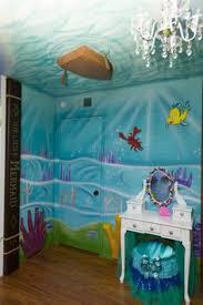 mermaid room mermaids themed rooms and mermaid
