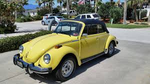volkswagen lemon 1979 volkswagen super beetle for sale 1936645 hemmings motor news