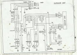 220 Air Compressor Wiring Diagram Refrigeration And Air Conditioning Repair Wiring Diagram Of