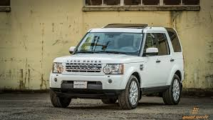 white land rover lr4 2012 land rover lr4 hse lux stock 6589 for sale near portland
