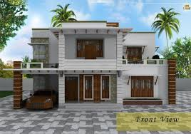 Home Design For 1800 Sq Ft Stylish Low Cost 1800 Sq Ft 4 Bhk Contemporary House Design