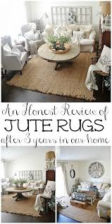 Pottery Barn Chenille Jute Rug Reviews Jute Rug Review An Honest Review After Three Years Liz Marie Blog
