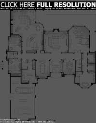spanish floor plans small one story contemporary house plans with basement walkout