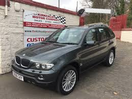 Bmw X5 61 Plate - used bmw x5 sport for sale motors co uk