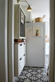 ikea kitchen cabinet doors peeling stall ikea hack small space solution in our kitchen