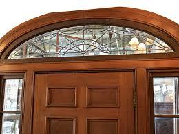 entry vestibule complete walnut entry door and paneled vestibule circa 1915 at