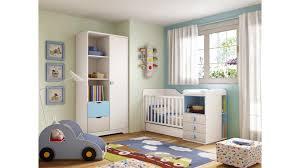 chambre bébé avec lit évolutif chambre bébé garçon lit évolutif bleu glicerio so nuit