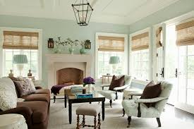 WALL COLOR Seafoam Green Living Room Traditional Living Room - Contemporary green living room design ideas