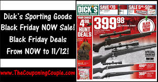 guns best black friday deals 2016 sporting goods black friday now sale 11 6 to 11 12