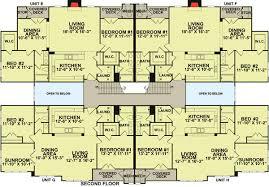 8 unit apartment building plans plan 83118dc creative 8 unit apartment building apartments