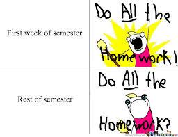 Do All The Meme - do all the homework by pikaraptor meme center