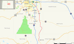 Map Of Colorado Cities And Towns Colorado State Highway 83 Wikipedia
