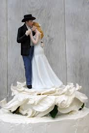 where to buy wedding cake toppers lasso of blossomwestern wedding cake topper wedding