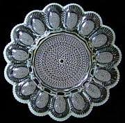 antique deviled egg plate deviled egg plate ebay