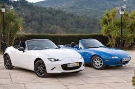 why does the nd mx 5 miata have electric power steering
