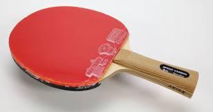 custom table tennis racket custom table tennis paddle with ariex sprint carbon flared round