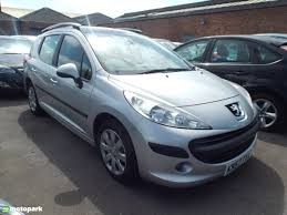 peugeot 207 sedan peugeot 207 sw estate 1 4 vti s motopark uk