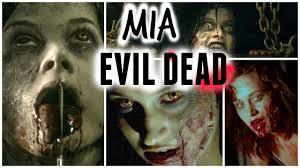 mia evil dead makeup tutorial youtube