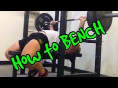 How To Bench More Weight Arching In The Bench Press Please Stfu Powerlifting Women