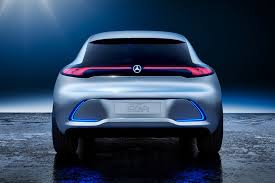 mercedes concept cars mercedes concept eqa dinky ev concept shown at frankfurt 2017 by