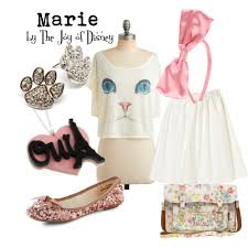 marie aristocats polyvore
