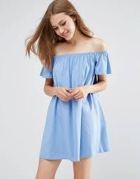 light blue mini dress asos off shoulder mini dress dresses to die for pinterest mini